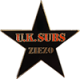 Ziezo star enamel pin badge