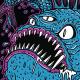 """Predator 7"""" single (blue vinyl)"""
