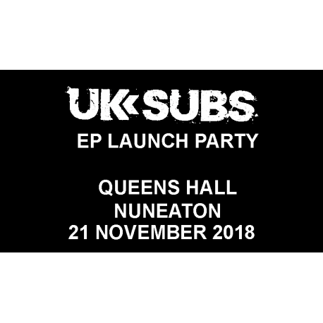 EP Campaign Launch Party E-ticket