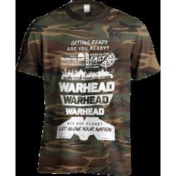 Warhead Camouflage T-Shirt