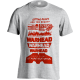 Warhead Grey T-Shirt