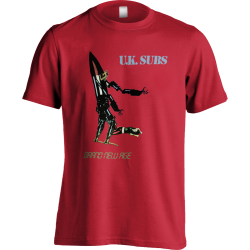 Brand New Age Red T-Shirt