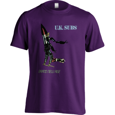 Brand New Age Purple T-Shirt