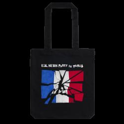 Party In Paris Tote Bag